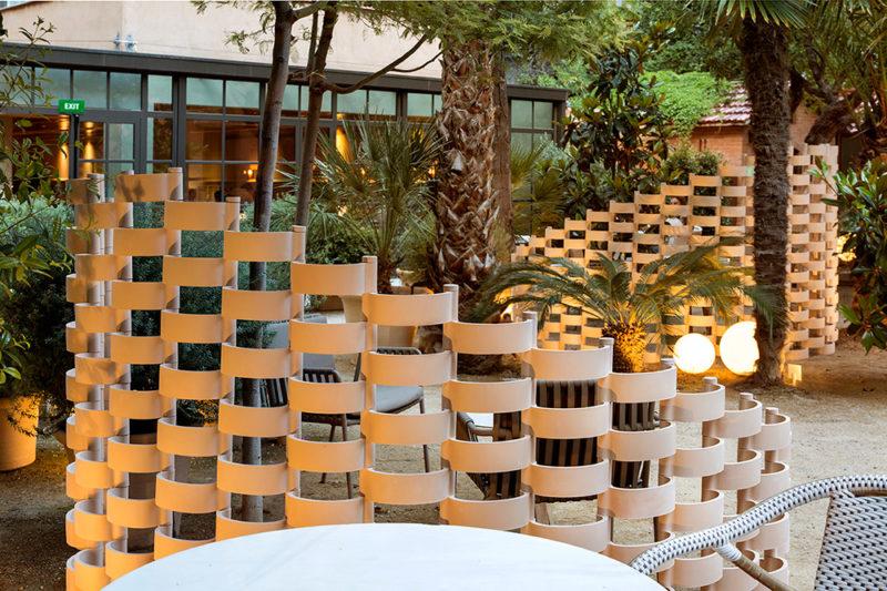 Delta de Oro categoría Equipamiento exterior: Garbet, de Emiliana Design Studio
