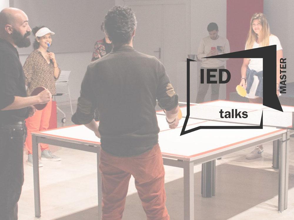 IED Master Talks: conversaciones sobre diseño, moda y tecnología