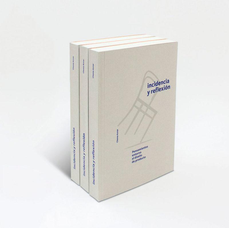 Presentación del libro de Chema Aznar: Incidencia y reflexión. Pensamientos en torno al diseño de producto