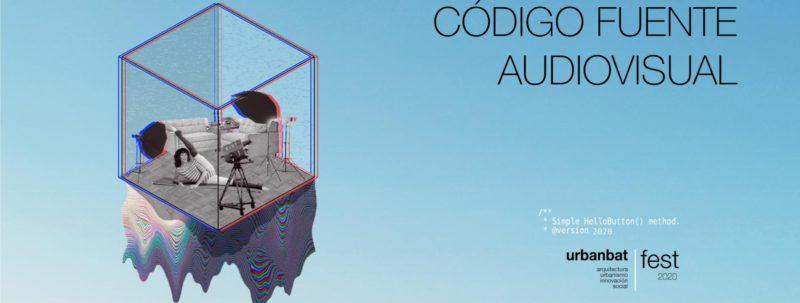 Viernes 20: Código Fuente Audiovisual. Conferencia en vivo de 20:00 a 21:00 horas.