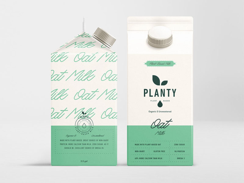 Marka Network desarrolla el branding de una marca de bebidas plant-based