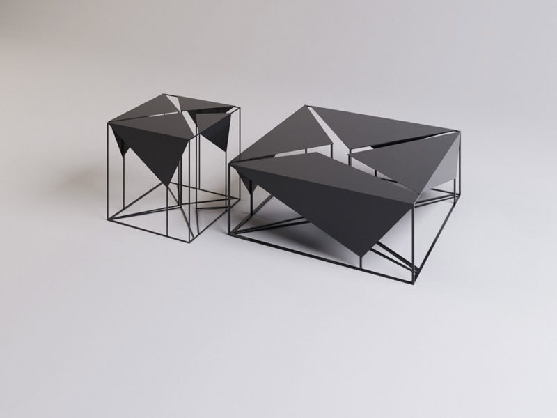 Nissa Kinzhalina y la exaltación de la geometría