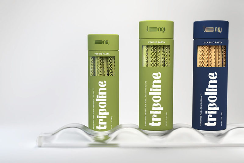 Diseño ucraniano, pasta italiana: packaging de Volodymyr Shyika y Karina Shyika