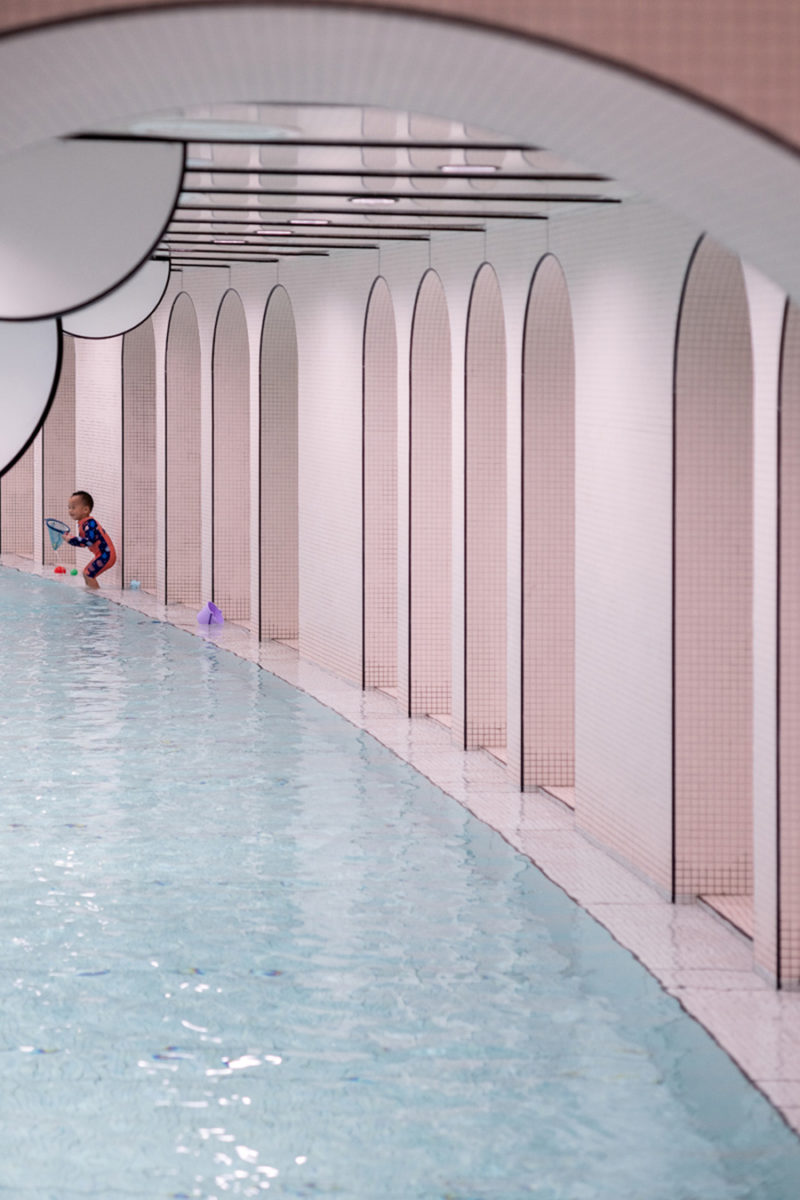 Loong Swim Club, de X+Living