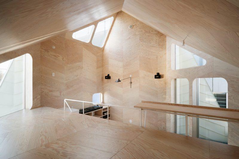 Tsubomi House, de Yoshinori Sakano Architect. © Takumi Ota