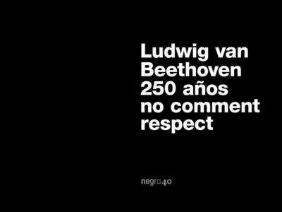 Beethoven – 250 años: diseña un cartel para celebrar la música y la creatividad
