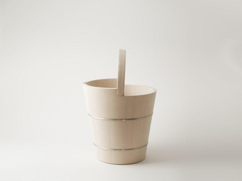 Bibai, el cesto de baño de Giulio Iacchetti
