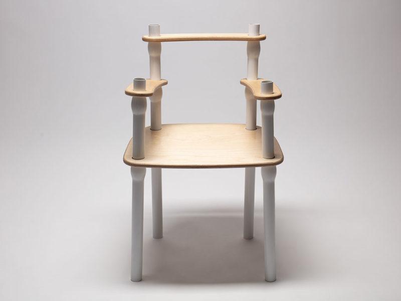 Diseño de mobiliario y globoflexia: Balloon Seat, la silla de Kevin Chiam
