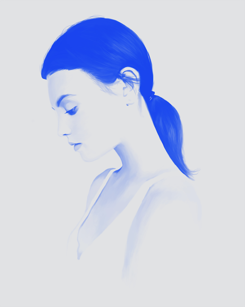 El hiperrealismo pastel de Paola Wiciak