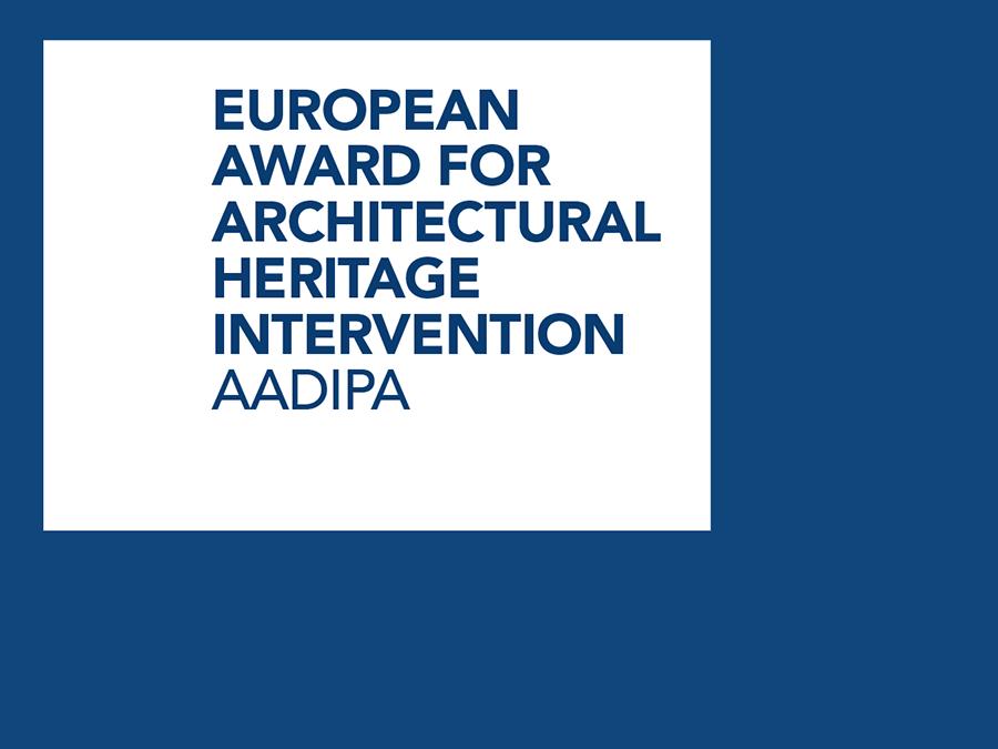 Prorrogado el plazo de inscripción para el Premio Europeo de Intervención en el Patrimonio Arquitectónico