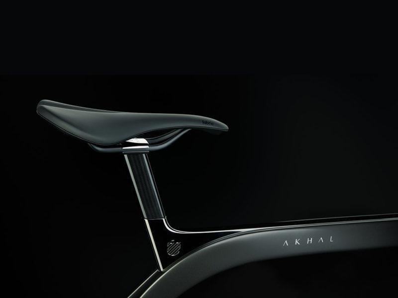 Extans se inspira en los caballos Akhal-Teke para diseñar la bicicleta Akhal Shadow