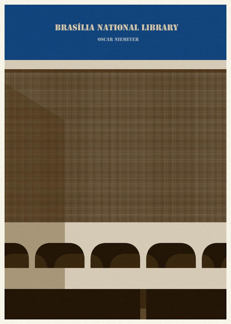 La ilustraciones arquitectónicas de André Chiote