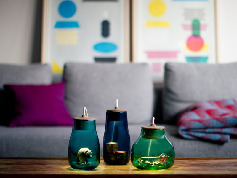 Las luminarias de Kristine Five Melvær. Luz y diseño escandinavo