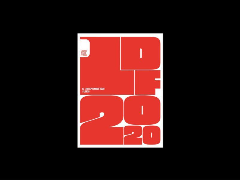 Pentagram diseña la identidad del London Design Festival