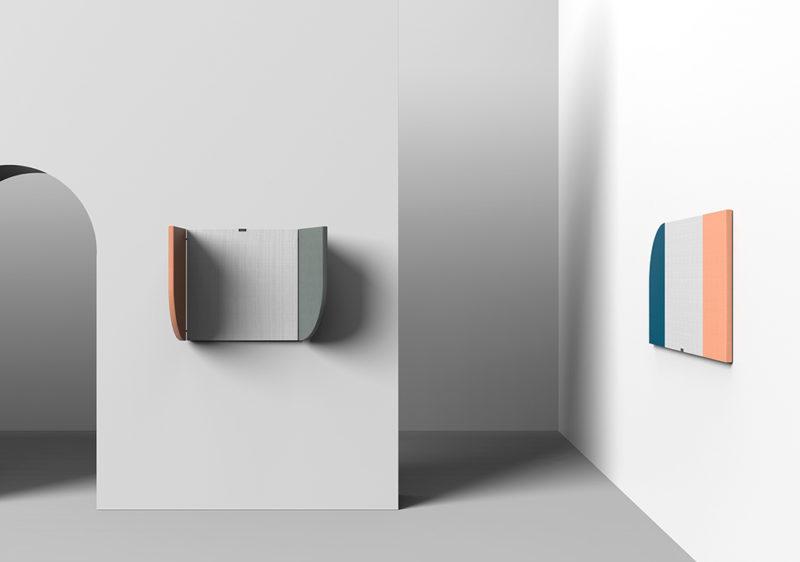 Plec, los versátiles separadores de espacios de Odosdesign