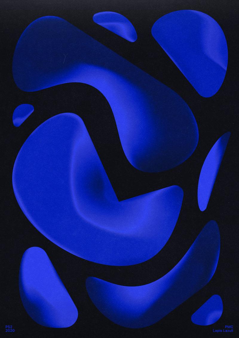 Printmaking Challenge: la serie de posters de Jerry-Lee Bosmans