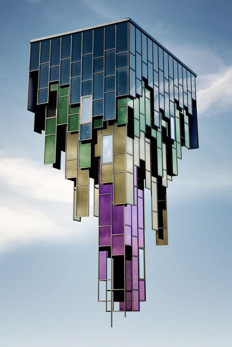 Sven Hauth reinterpreta en Kiel Fragments, el paisaje arquitectónico de Alemania del Este