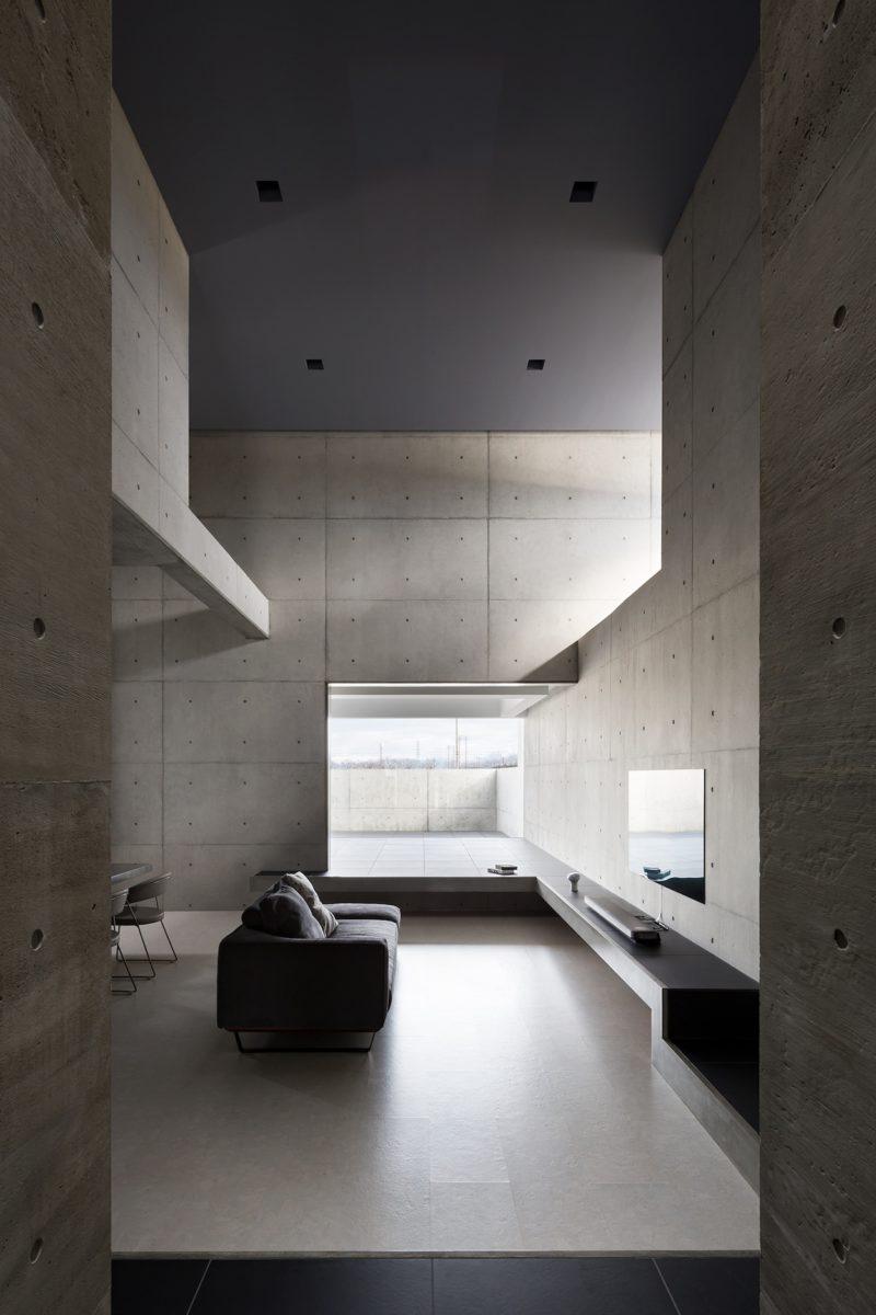 Tranquil House, de Kouichi Kimura. © Yoshihiro Asada