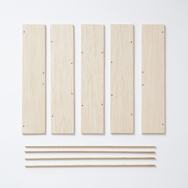 Zurich Shelf, la estantería ligera de Leonard Kadid