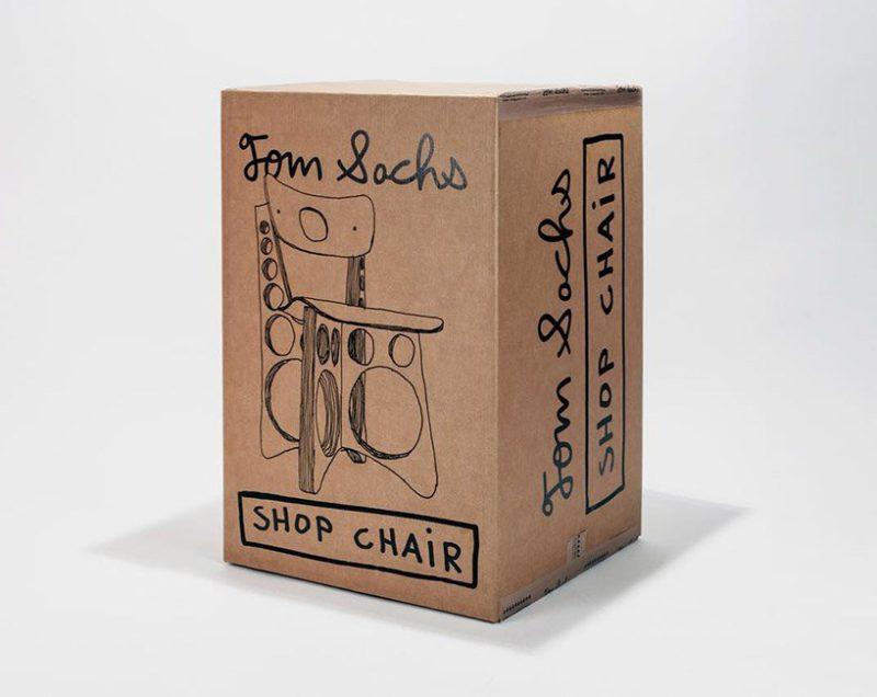 Cinco sillas para la inspiración: escultóricas, eficientes, divertidas,...todas diferentes, todas bien diseñadas