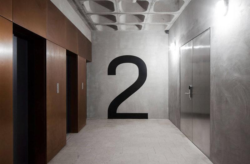 Atelier d'Alves y su branding tipográfico para Zero Hotels