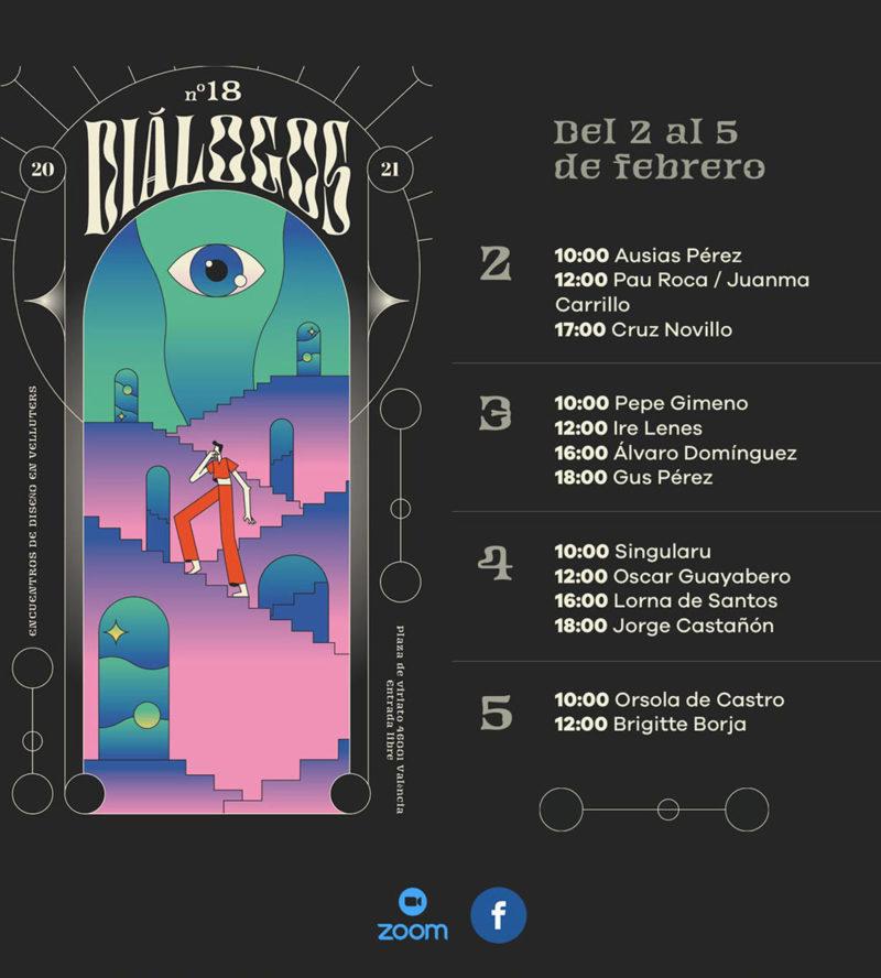Decimoctava edición de Diálogos en la EASD València