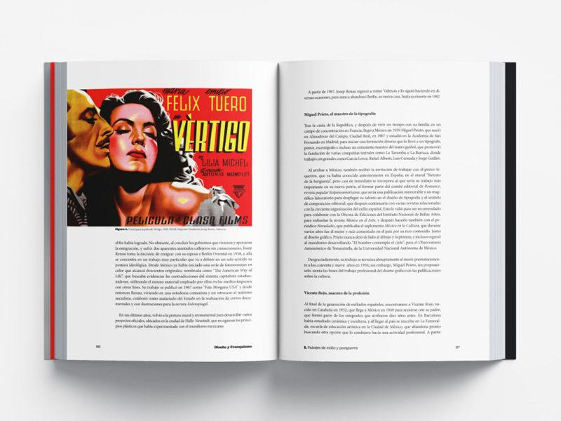 Diseño y Franquismo, una paradoja cultural.Entrevista a Isabel Campi y Oriol Pibernat