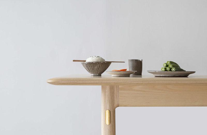 El delicado mobiliario de Yen Hao Chu. Diseño taiwanés en madera
