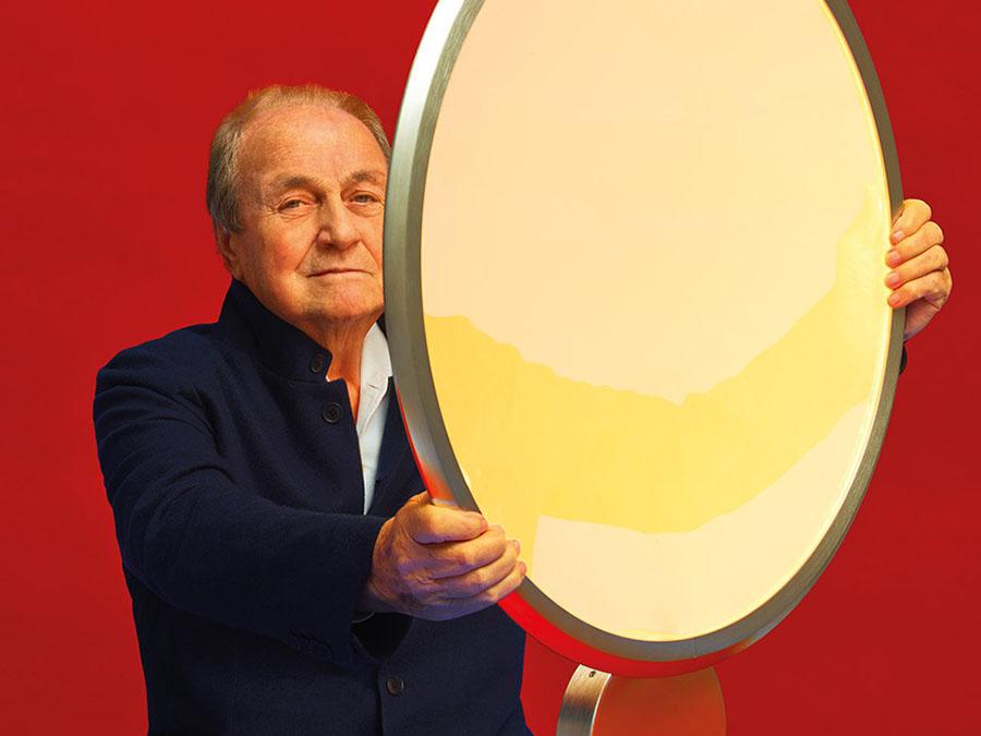 Ernesto Gismondi, una vida dedicada al diseño. Adiós al genio italiano