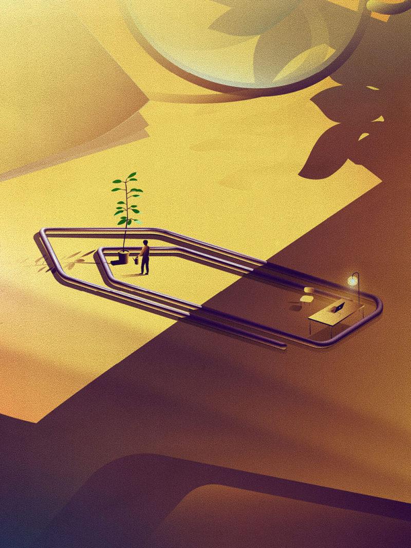 Jan Siemen y la ilustración germana. Imágenes que valen mil palabras