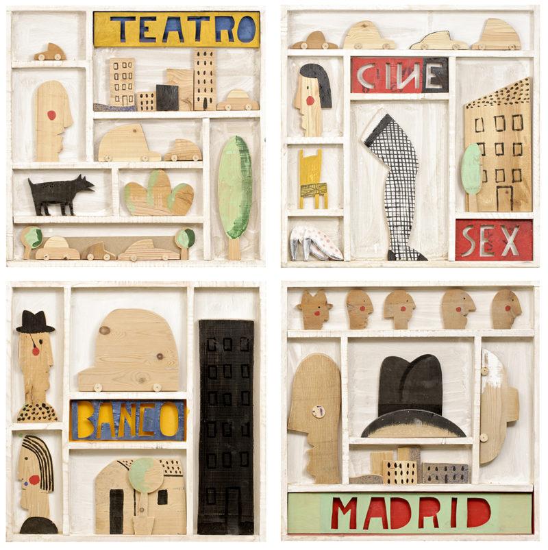 Miradas ingenuas, diseño de juguetes en el Real Jardín Botánico de Madrid
