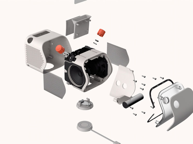 Pentagram da vida a Yoto Player, un gadget para una niñez sin pantallas
