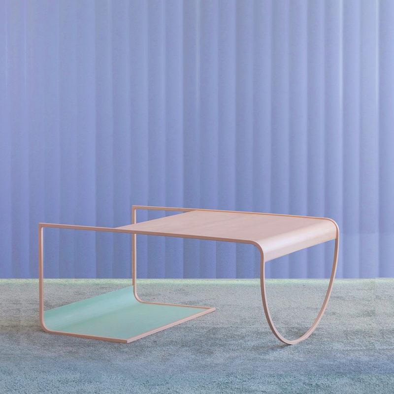 Cinco piezas de mobiliario de Soft-geometry para entender el nuevo diseño indio