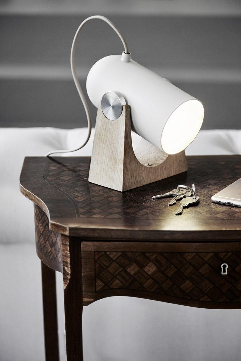 Carronade, las luminarias de Markus Johansson inspiradas en cañones navales antiguos