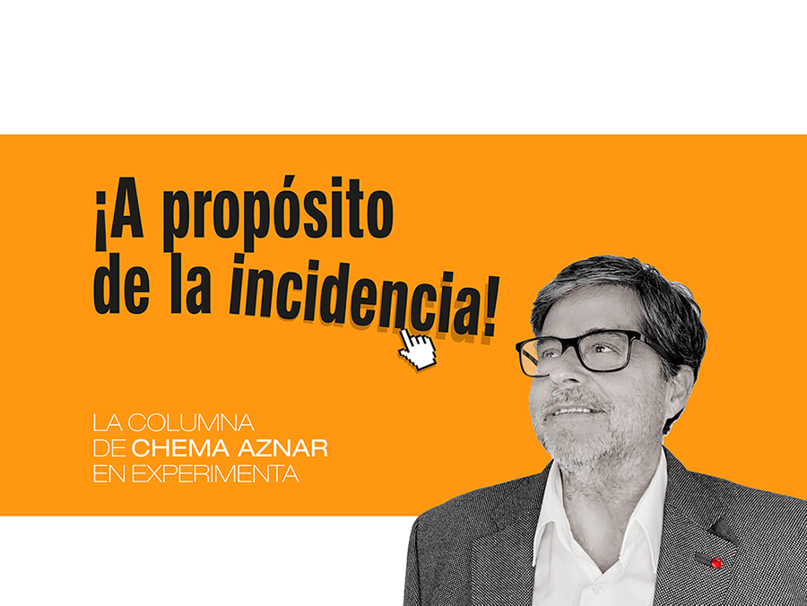 La columna de Chema Aznar: Melancolía occidental