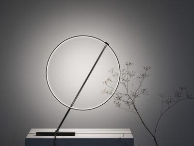 Robert Dabi crea Poise, una luminaria mínima, contemporánea y flexible