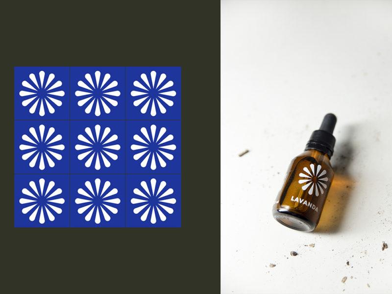 Terapéutico e ilustrado, el packaging de Un Barco para Portal Amuleto