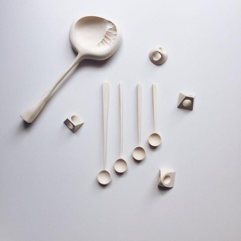 Diseño artesanal: los utensilios de cocina de Luke Hope