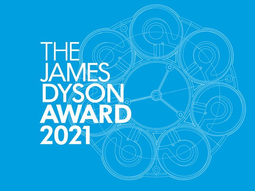 El James Dyson Award 2021 ya está en marcha