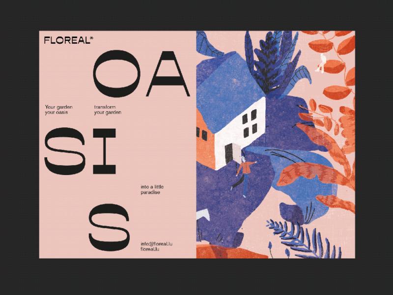Filipa Ferreira y la identidad ilustrada de Floreal