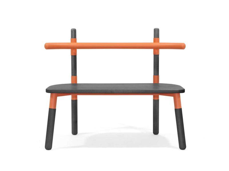 Gusset, el mobiliario de Paulo Kobylka inspirado en estructuras temporales de obra © Ana Kobylka