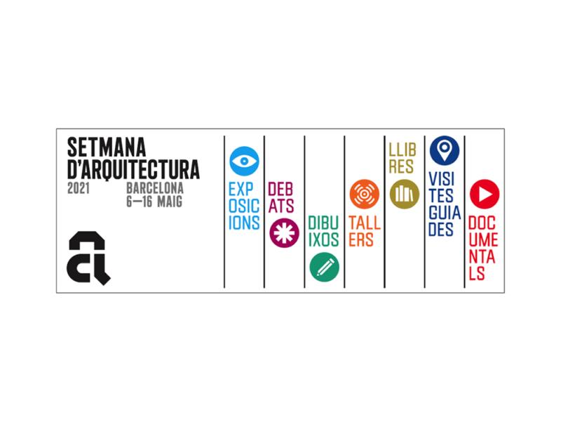 La quinta edición de la Semana de la Arquitectura de Barcelona ya está aquí