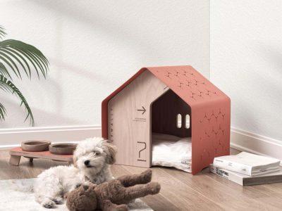 La sofisticada colección de mobiliario para mascotas de Onurhan Demir