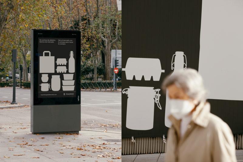 Reducir, reutilizar, reciclar: Atipus y Madrid contra el plástico de un solo uso