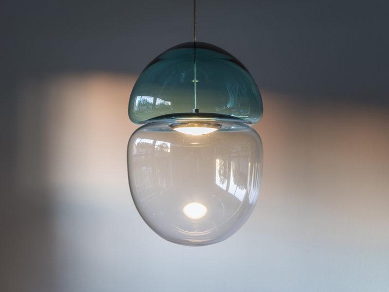 Dew + Drop. Ocrum y el vidrio como forma de vida