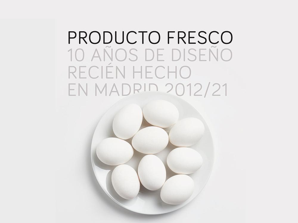 Producto Fresco, el mejor diseño madrileño de la última década en la Central de Diseño de Matadero