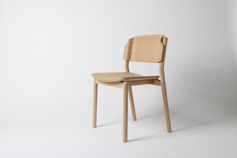 Neera, la versátil silla de Silvia Barile