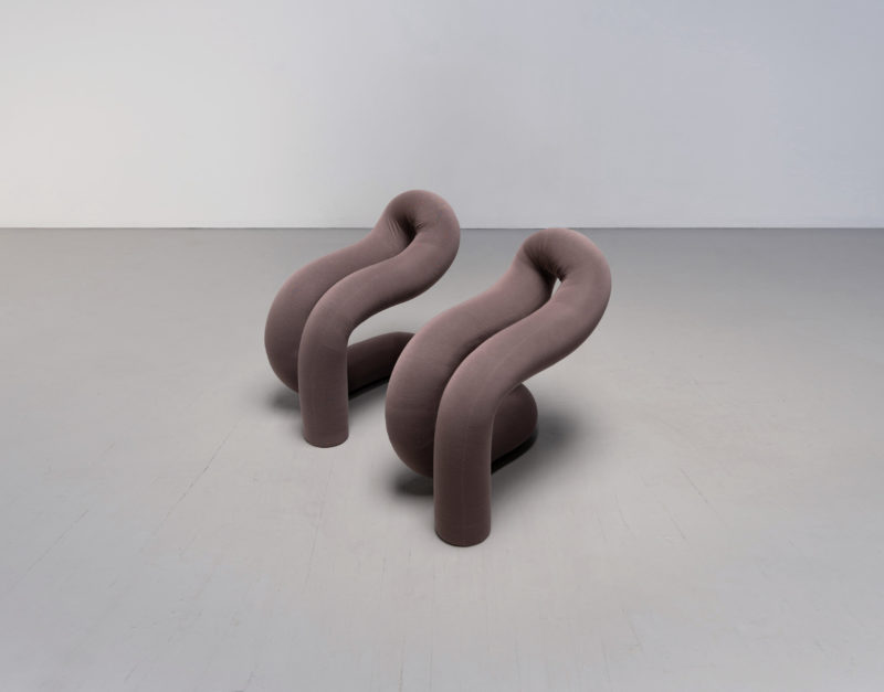 Ulu Group, el mobiliario escultórico y funcional de Ara Thorose © Se Yoon Park