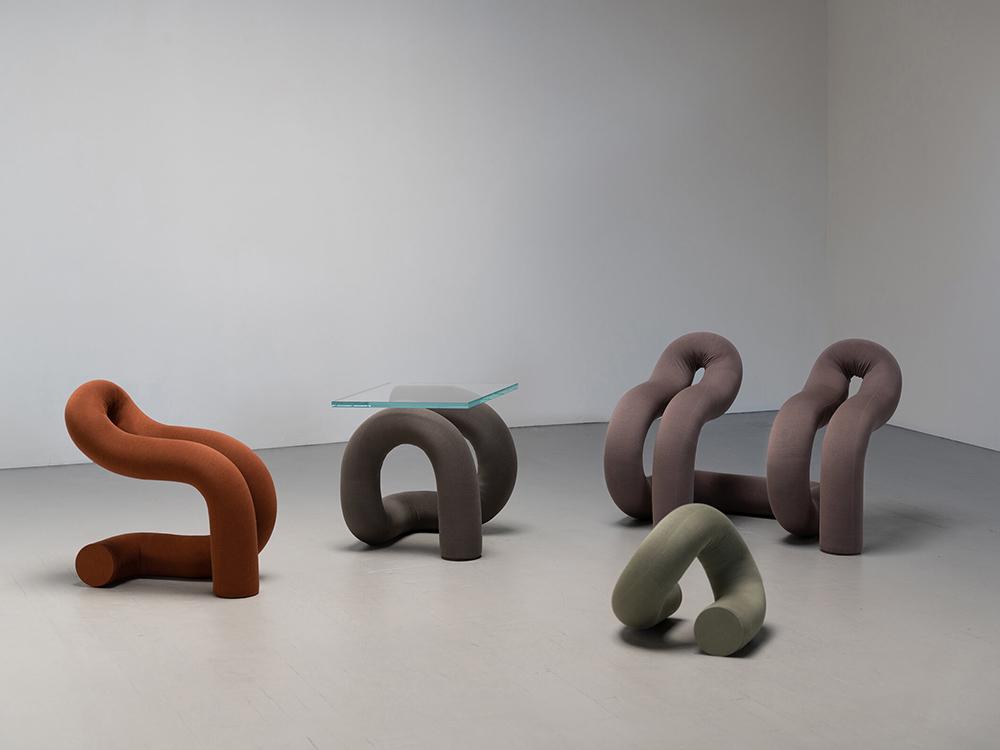 Ulu Group, el mobiliario escultórico y funcional de Ara Thorose