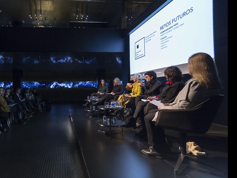 Un debate online sobre la realidad de la mujer en la arquitectura